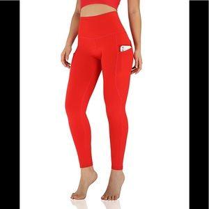 ODODOS Women's High Waisted Yoga Pants